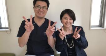 熊本から久留米の慢性腰痛専門まる整体院に治療に行きました。腰・首・頭・足・背中と全身痛かったのですが、とても楽になり、体が軽くなりました。